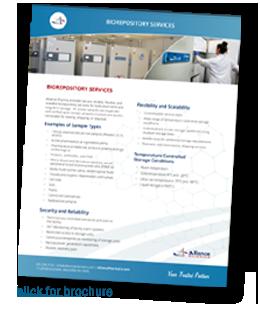 Biorepository Services