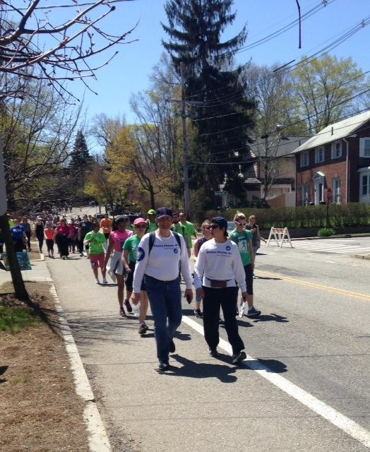 walk for hunger, boston